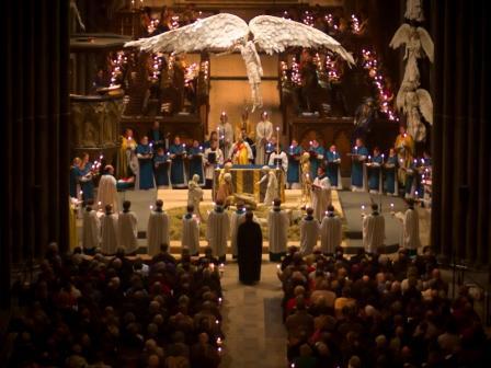 Salisbury Cathedral Advent Carols