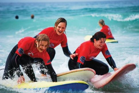 English Surf School