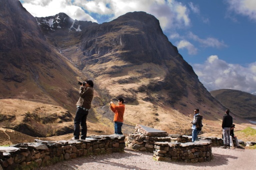 Glencoe Scottish Highlands