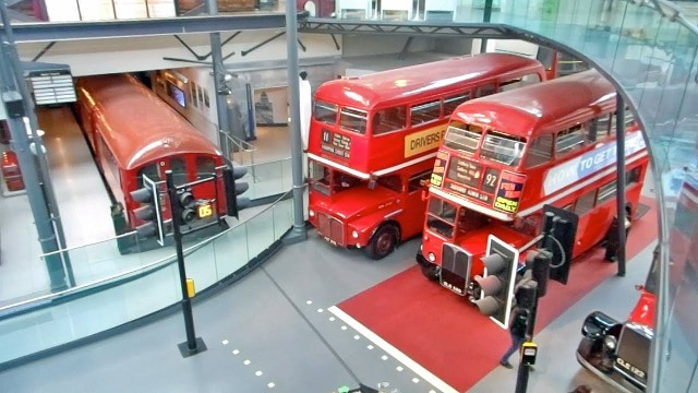 London transport museumn